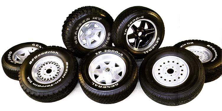 колеса, шины и диски