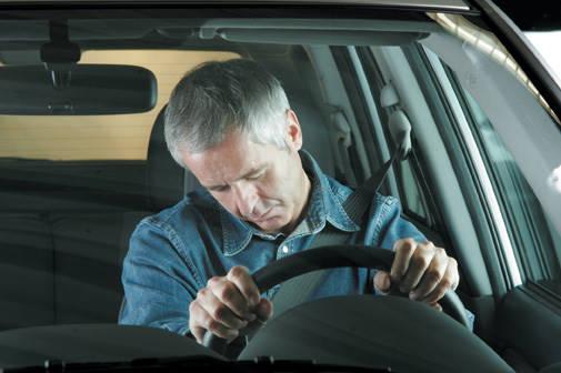 Как не заснуть за рулем