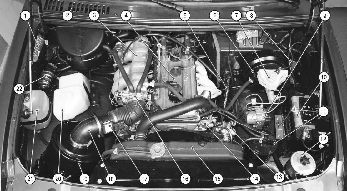 Основные агрегаты УАЗ 3163