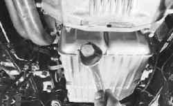 Замена масла в двигателе УАЗ