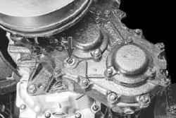 Пробка маслоналивного отверстия УАЗ