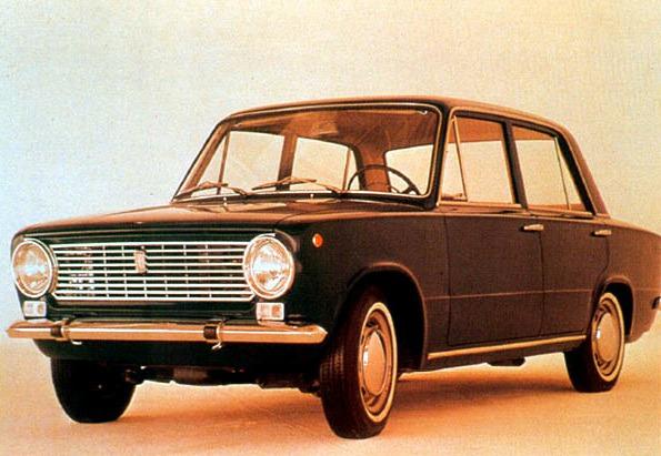 Ваз Fiat