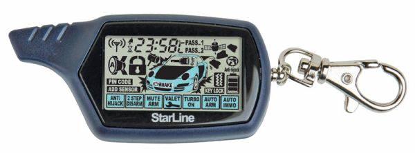 брелок автосигнализации StarLine