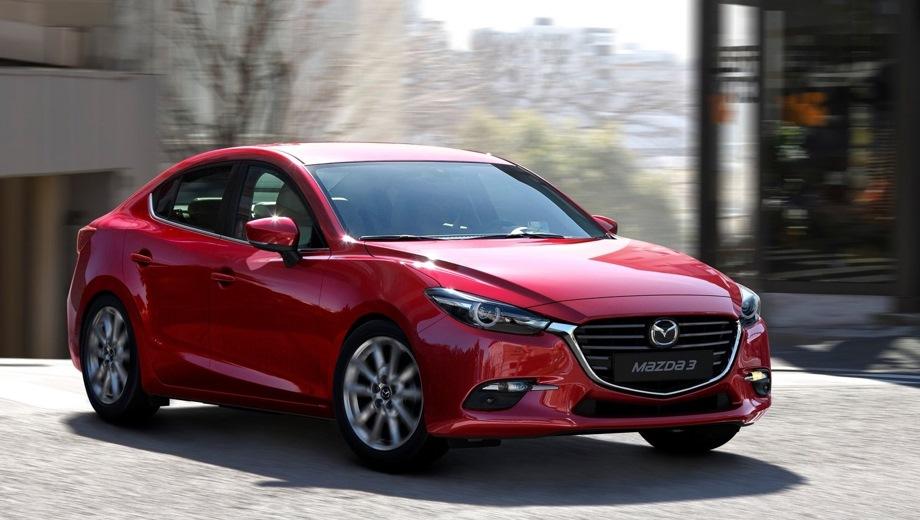 Mazda 3 Sedan (2013): цены, комплектации, тест-драйвы, отзывы, форум, фото,  видео — ДРАЙВ