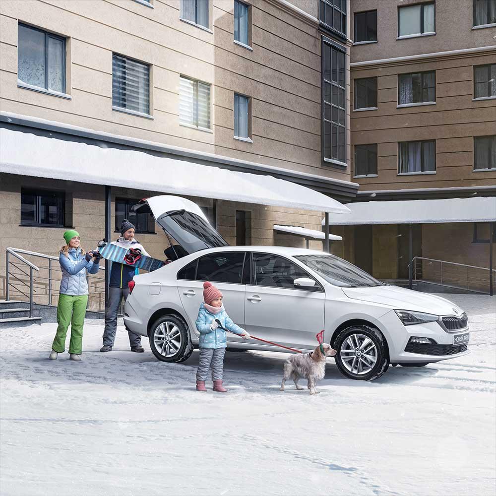 ŠKODA | РОЛЬФ - официальный дилер Шкода в Москве: купить новый автомобиль в  автосалоне, модельный ряд 2021 года
