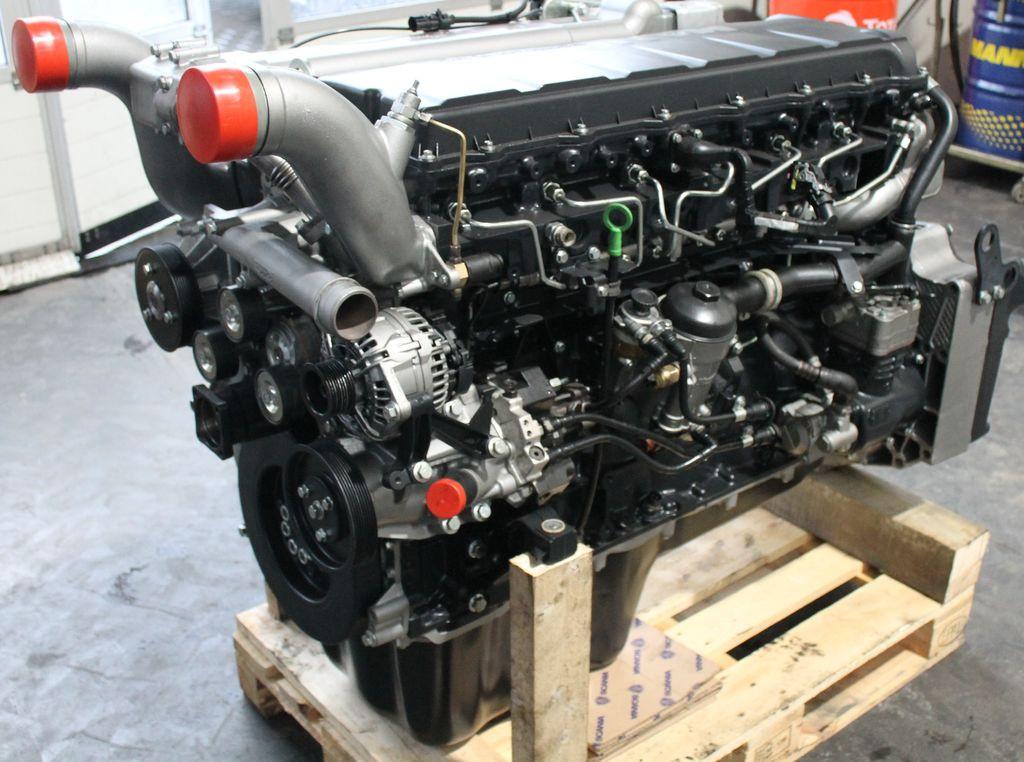 Двигатель Ман D2066LF