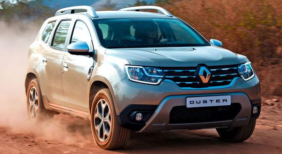 Кроссоверы Renault (весь модельный ряд): цены и характеристики, фото и  отзывы