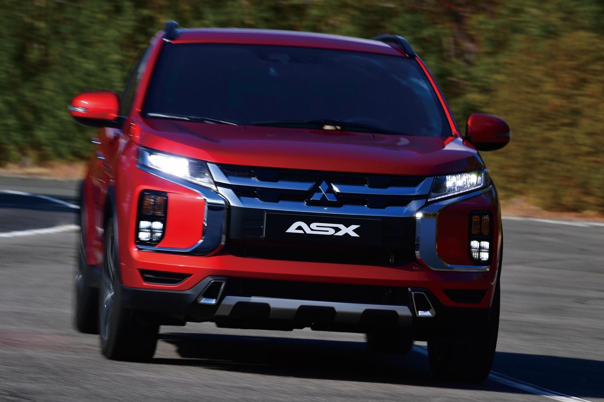 Mitsubishi ASX - цены, отзывы, характеристики ASX от Mitsubishi