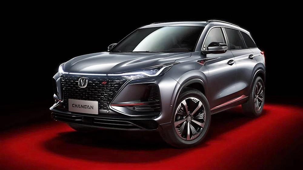 Changan CS75 Plus приедет в Россию | Китайские автомобили