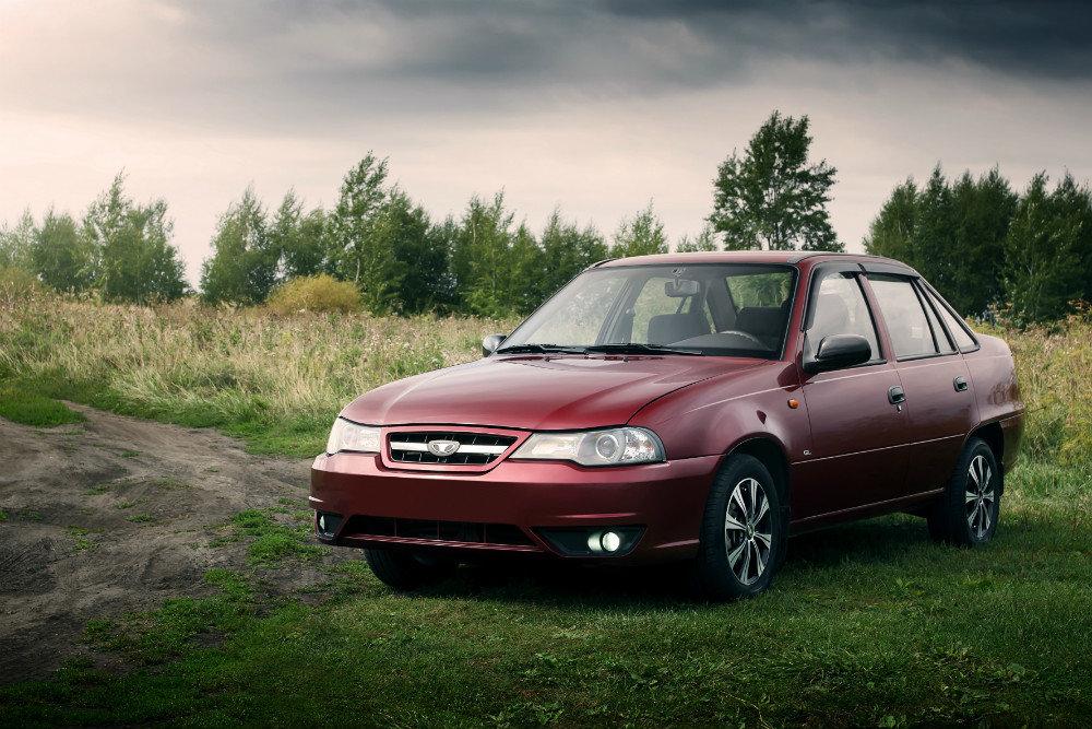 Автомобиль Daewoo Nexia ушел в историю — Российская газета
