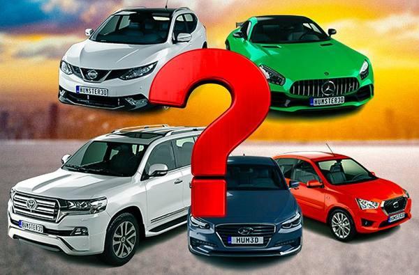 Какой автомобиль выбрать первым